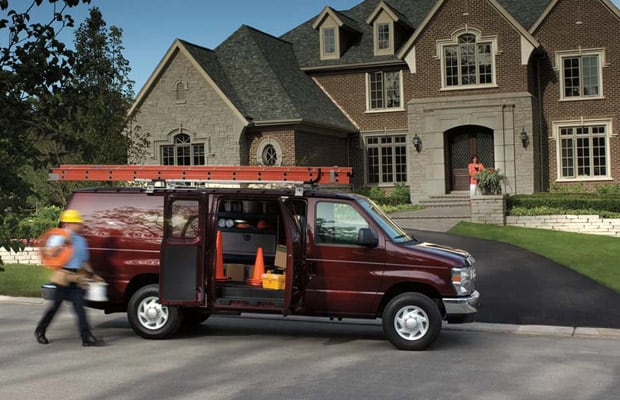 ford e series van the 10 best cars to live in complex. Black Bedroom Furniture Sets. Home Design Ideas