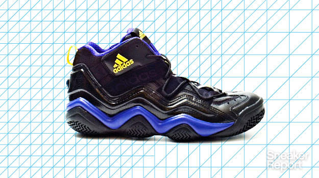 The adidas Top Ten 2000