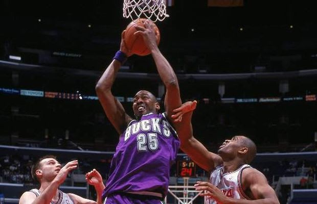 Danny Manning - 20 Good NBA Players Who Played for Way Too ...