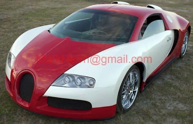 Replic - 12 Wild Fake Bugatti Veyrons | Complex