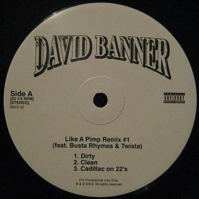 David Banner – Like a Pimp Lyrics | Genius Lyrics