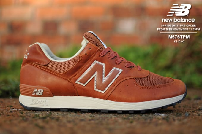 leather new balance 576