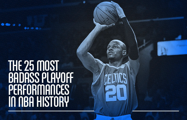 Jerry West Wins Finals MVP in Losing Effort - The 25 Most Badass Playoff Performances in NBA ...