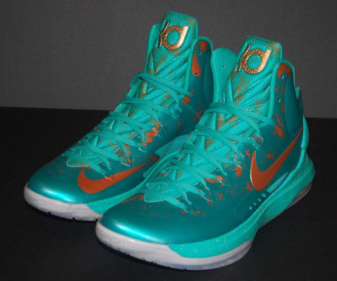 huge discount 55ae5 d6318 Nike Zoom KD 5 Elite Anti Nerf Customs