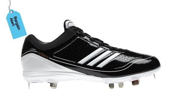 The adidas adiZero Diamond King Baseball Cleat