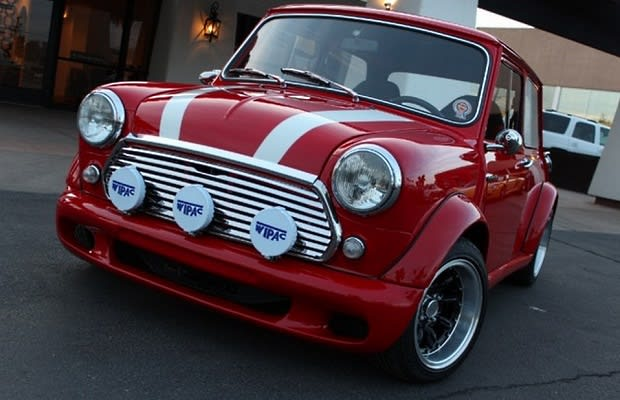 The Worst Cars For Sale On Ebay: 1964 Or 1969 Classic Mini Cooper