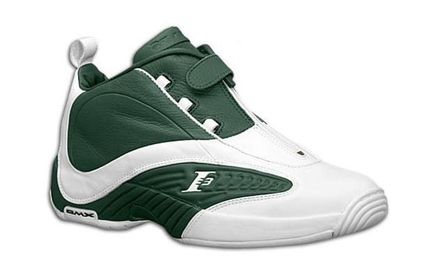 white green - Gallery: 13 Super-Rare Reebok Answer IVs ...
