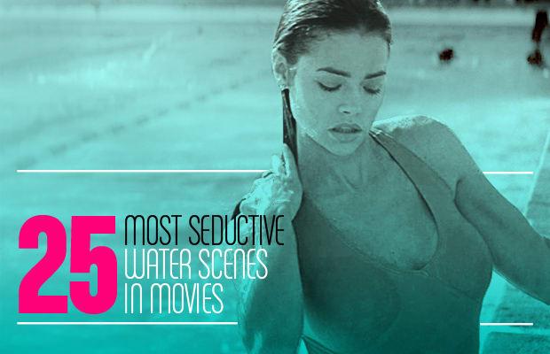 culture most seductive water scenes movies