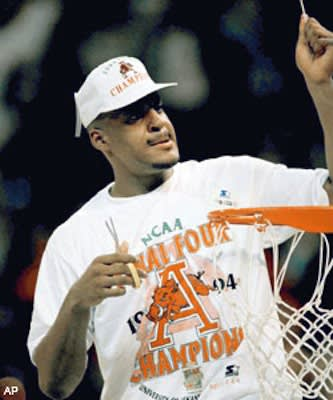 Corliss Williamson - A Complete History of Players Who Won Both NCAA and NBA Championships   Complex