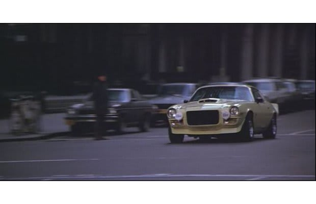 The Gumball Rally The 25 Best Movie Camaros Complex