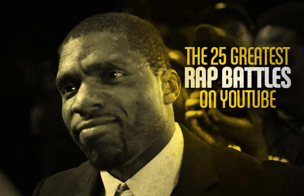 Eric The Car Guy On Youtube: The 25 Greatest Rap Battles On YouTube