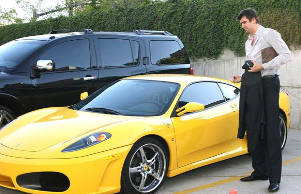Nba Players Cars: Ferrari F340 - 25 NBA Players And Their Cars