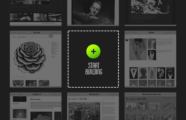 Cargo collective the 9 best services for building an for Cargo collective templates