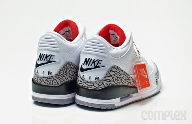 air jordan 3 retro 88 white cement