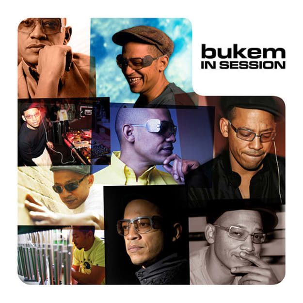 bukem-in-session