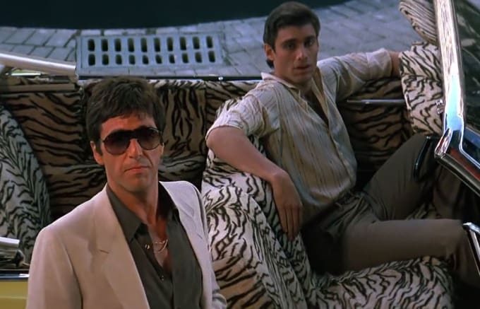 Tony Montana And Manny Ribera The Best Style Moments In