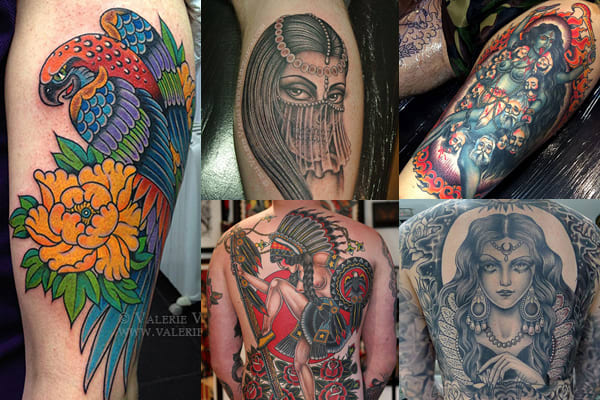 valerie vargas   50 great tattoo artists you probably
