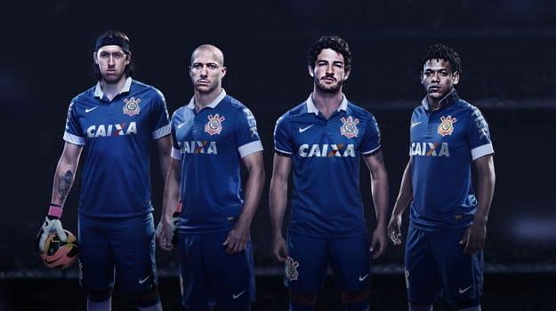 Nike Corinthians Kit