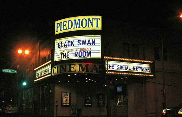 piedmont theatre the 10 best places to go after midnight. Black Bedroom Furniture Sets. Home Design Ideas