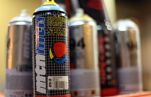 Mtn The 15 Best Spray Paint Brands Available In America Complex