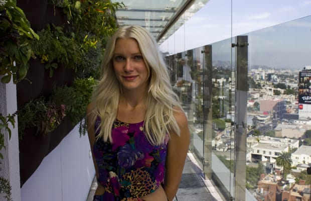 Mackenzie mason the actress behind the new cortana gives a revealing