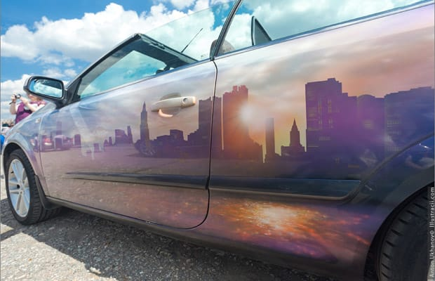 Airbrush 25 - 25 Crazy Airbrushed Art Cars | Complex  Airbrush 25 - 2...