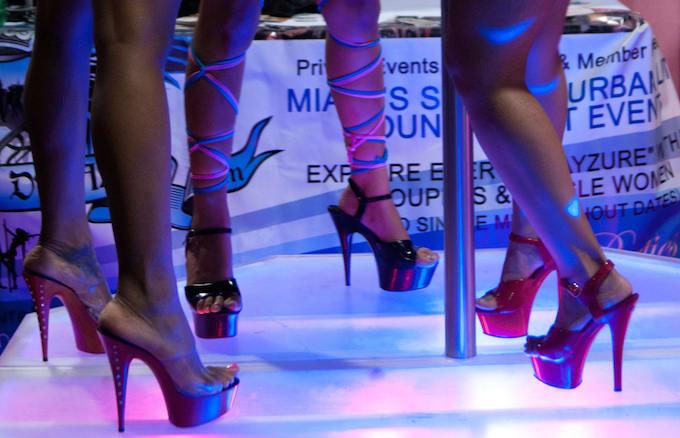 Womens walk linked to orgasm
