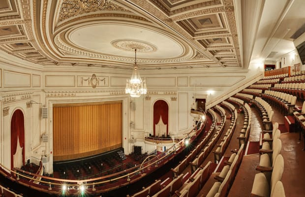 The Wilbur Theatre Summer City Guide Boston Complex