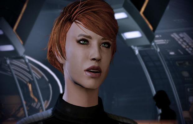 Yeoman Kelly Chambers, Mass Effect