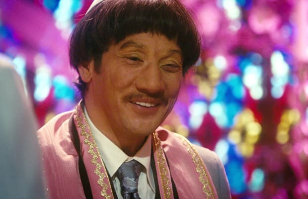 Every rob schneider movie the 50 most racist movies for Elle pronunciation