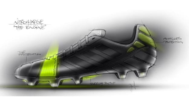 adidas Nitrocharge Skletch