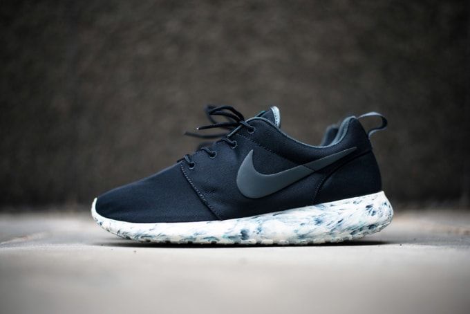 nike roshe run qs quotmarble obsidianquot complex