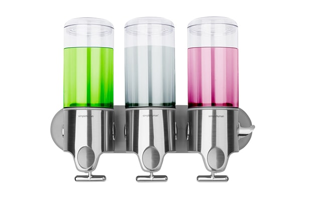 Simplehuman Shampoo Soap Dispensers 10 Dope Bathroom Gadgets Available Now Complex