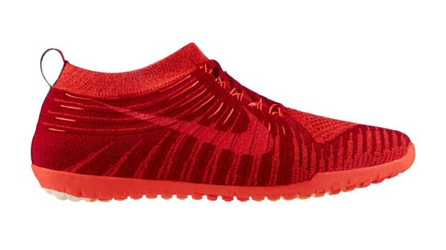 Nike Free Hyperfeel All Red