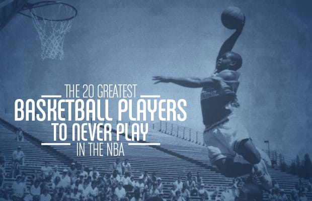 "High Life Auto >> Joe ""The Destroyer"" Hammond - The 20 Greatest Basketball"