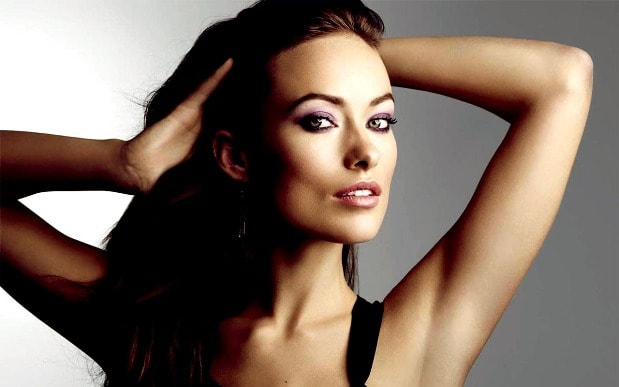 Olivia Wilde's Upcoming Nude Scene is Really Just CGI ...