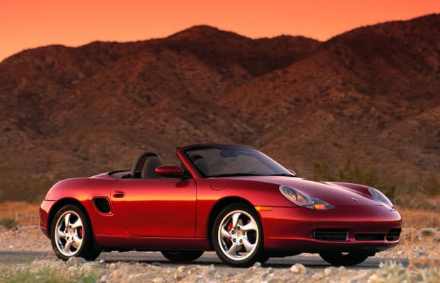 porsche boxster 10 great used sports cars for less than 10 000 complex. Black Bedroom Furniture Sets. Home Design Ideas