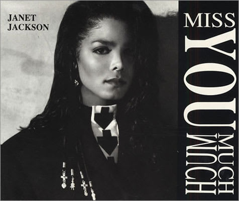 Janet Jackson Miss You Much 1989