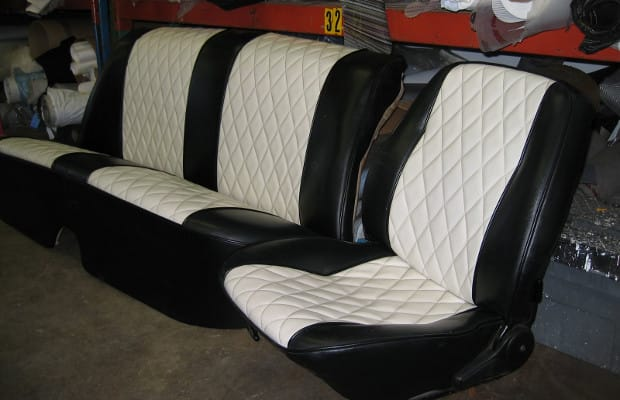 custom upholstery 25 ways to customize your car without looking like a douchebag complex. Black Bedroom Furniture Sets. Home Design Ideas