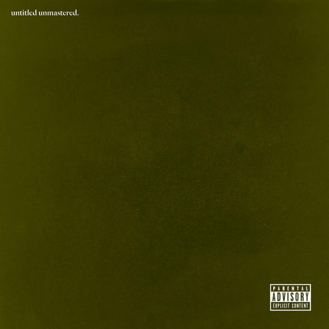 'untitled unmastered.'