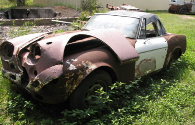 The Worst Cars For Sale On Ebay: Datsun - The 25 Worst Cars For Sale On Ebay Now