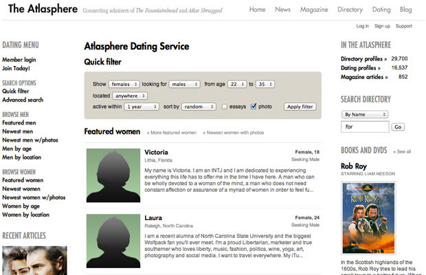 Atlasphere dating
