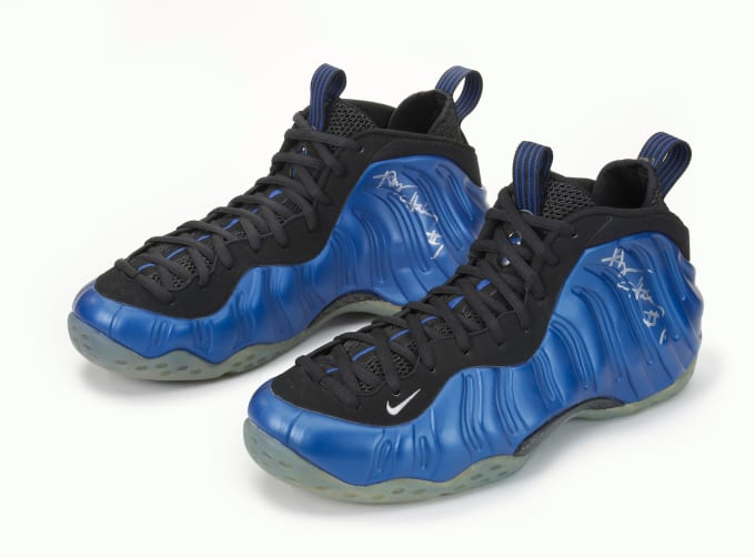 Foamposites Became The Ultimate Takedown Model 20 Nike