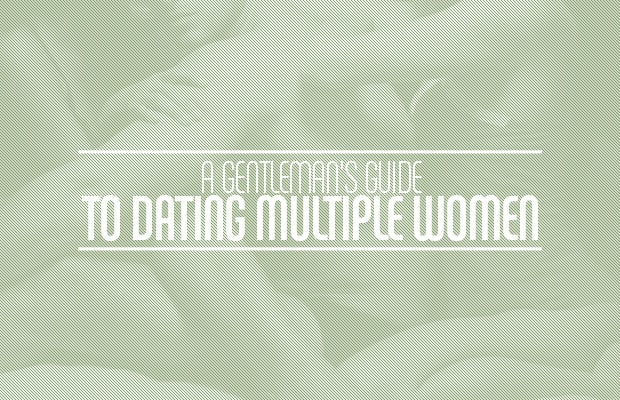 How to Correctly Date Multiple People at the Same Time