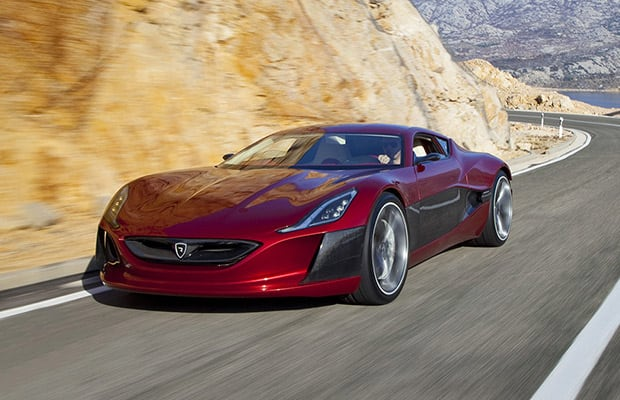 Expensive Sports Cars 2012 Rimac Concept_O...