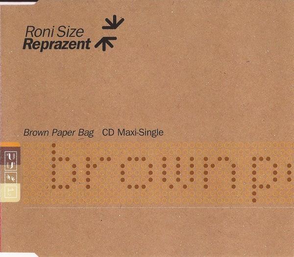 Roni Size - Reprazent - Share The Fall