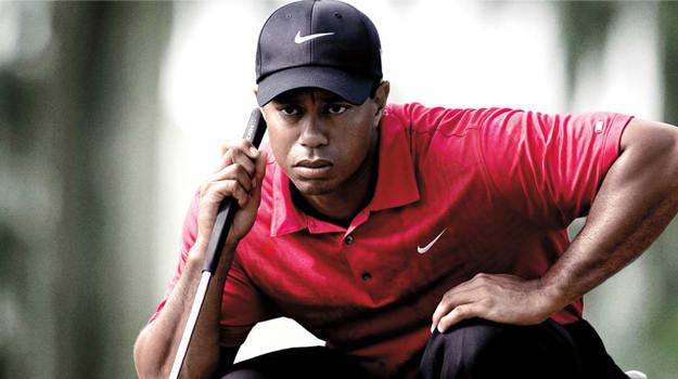Tiger Woods Nike