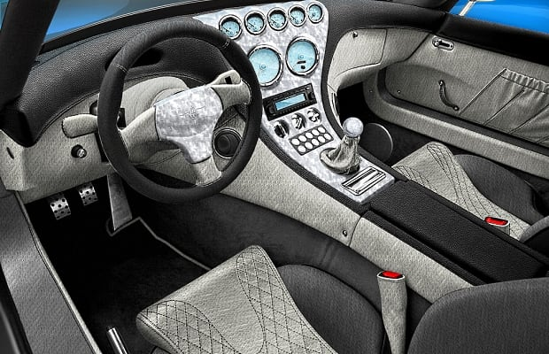 adisan wiesmann the 50 most outrageous custom car interiors complex. Black Bedroom Furniture Sets. Home Design Ideas