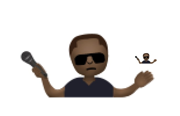 Kanye Shrug - 15 Emojis We Wish Existed   Complex CA