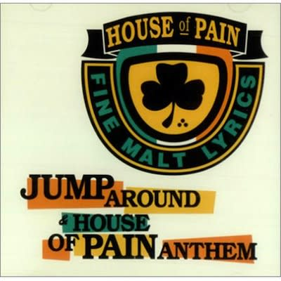 1992 house of pain jump around the rap song of the for 1992 house music